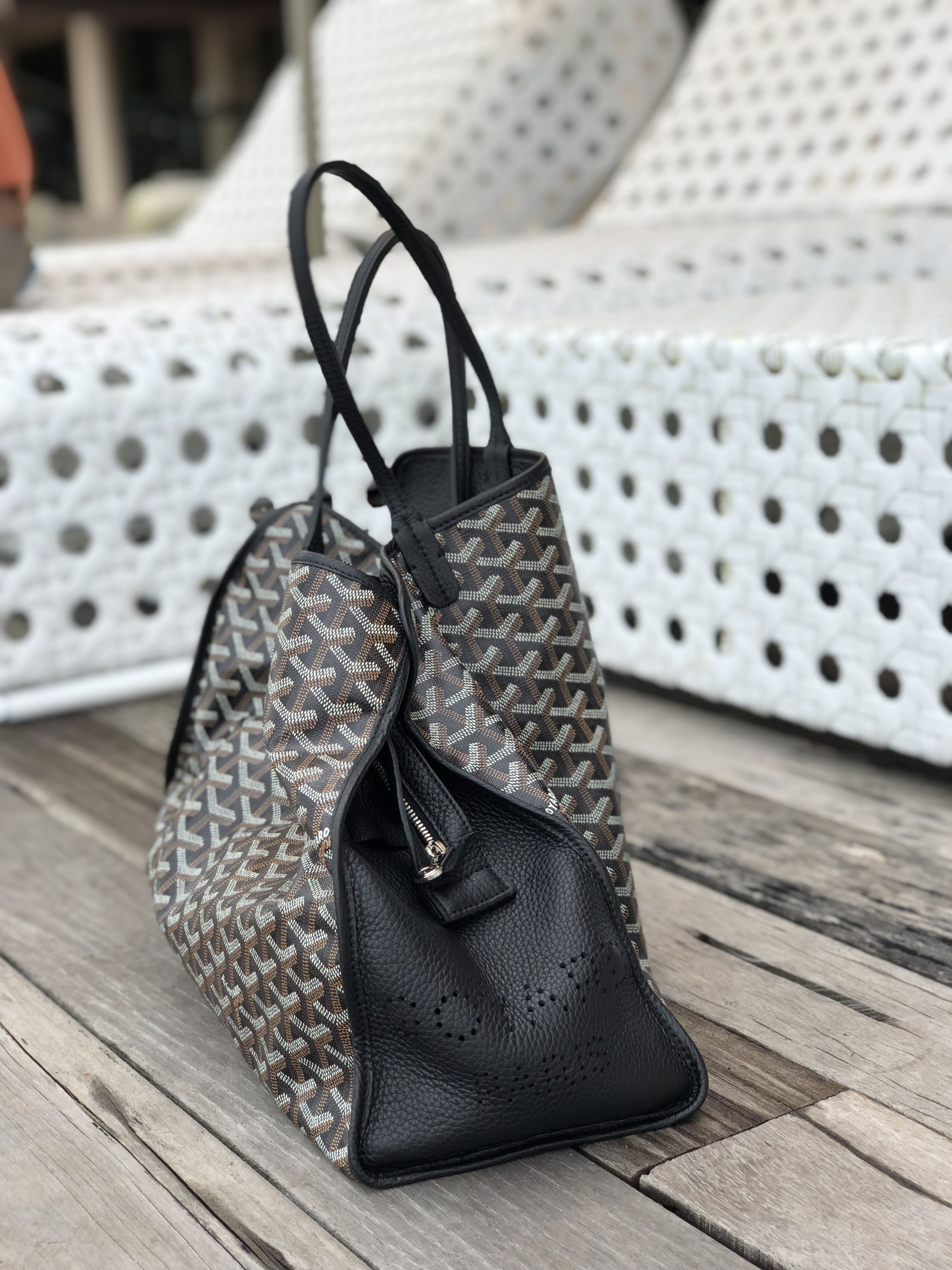 f5ec1dcb9 Goyard Hardy! #goyard | Fashion in 2019 | Leather backpack, Fashion ...