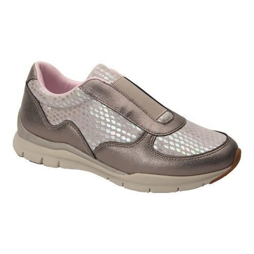 Orthofeet Bristol(Women's) -White Mesh/Suede Shop For gP5OofoidW
