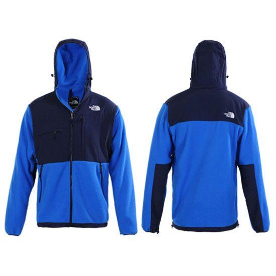 fbf7de98c991 ... coupon code blue north face men denali hoodie fleece jacket 88235 fd06d  discount the north ...