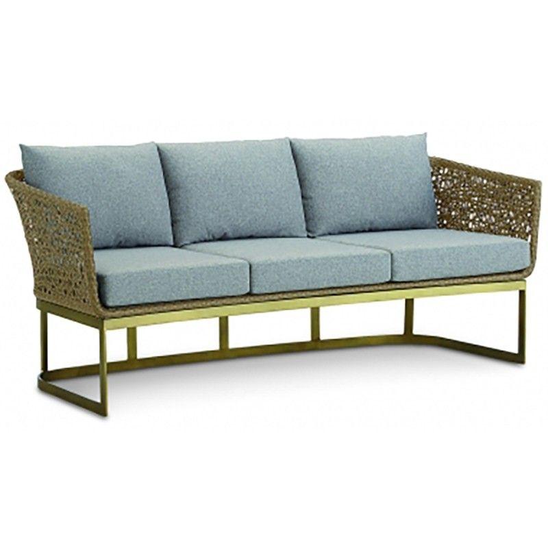 Mr Brown Laglio Outdoor Sofa