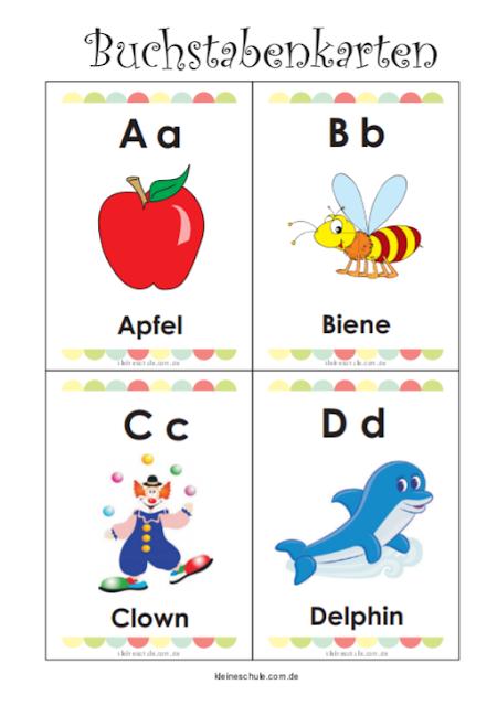 tipss und vorlagen buchstaben lernen  abc lernen