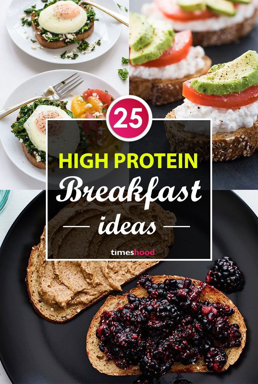 Finding out ways to add proteins in your breakfast? Add
