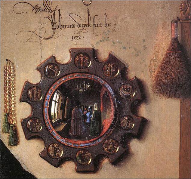 The Arnolfini Marriage Jan Van Eyck 1434