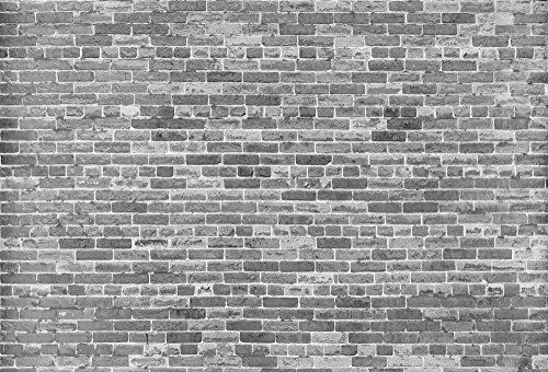 Robot Check Brick Texture Beadboard Wallpaper Brick