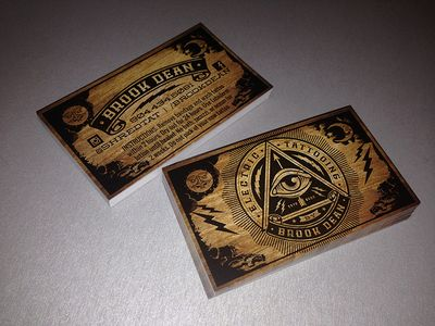 60+ Most Beautiful and Creative Business Cards Design