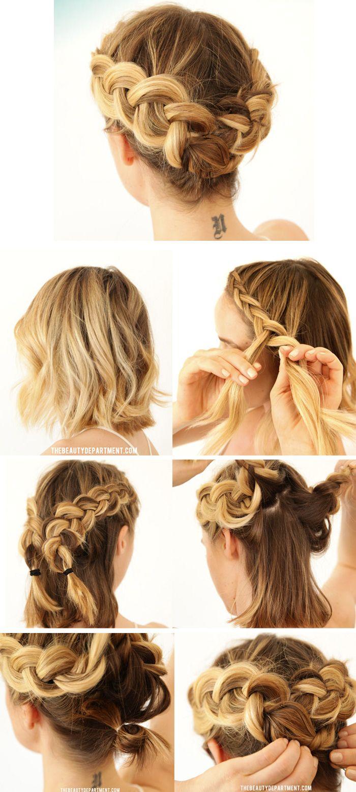 frisyrer för mellanlångt hår