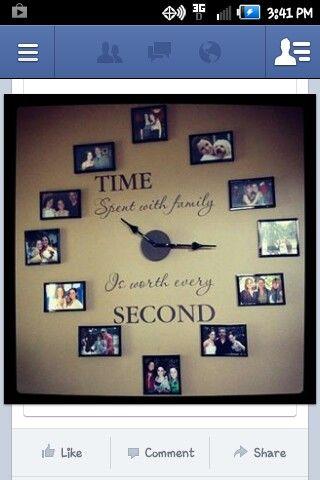 Pictures Clock