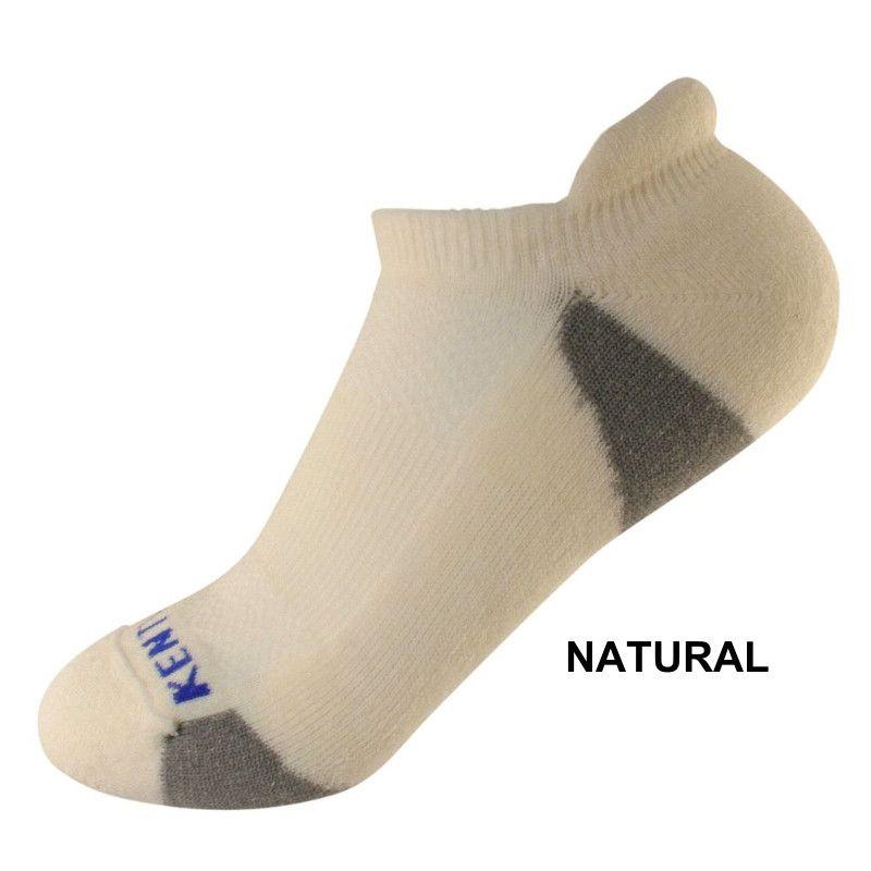 """KentWool Women's Low Profile """"""""Skinny"""""""" Golf Sock"""