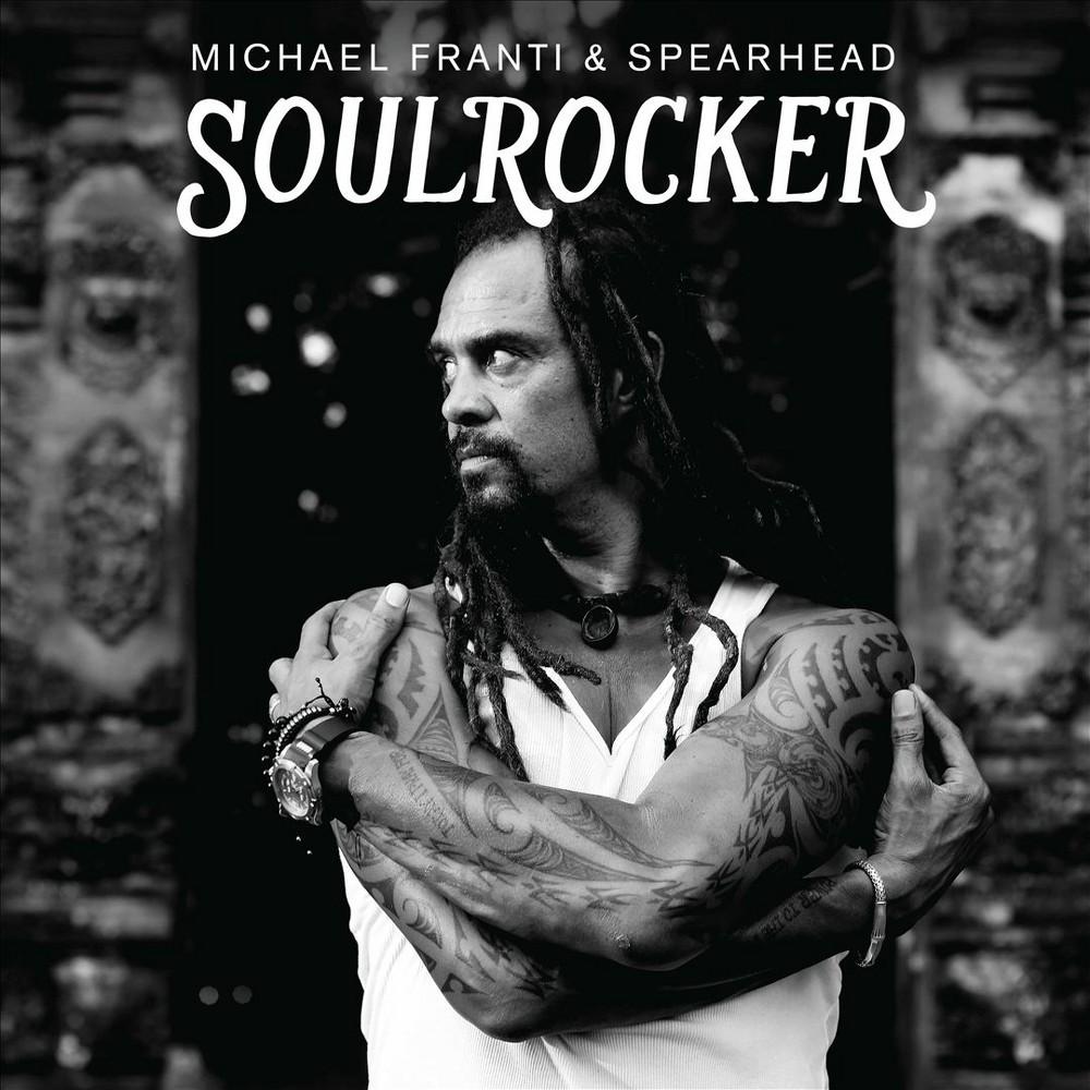 Michael & Spearhead Franti - Soulrocker (CD)