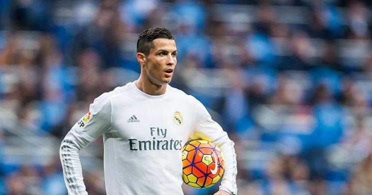 Zidane Ajari Ronaldo Cara Eksekusi Sepakan Bebas Ronaldo Latihan Cristiano Ronaldo