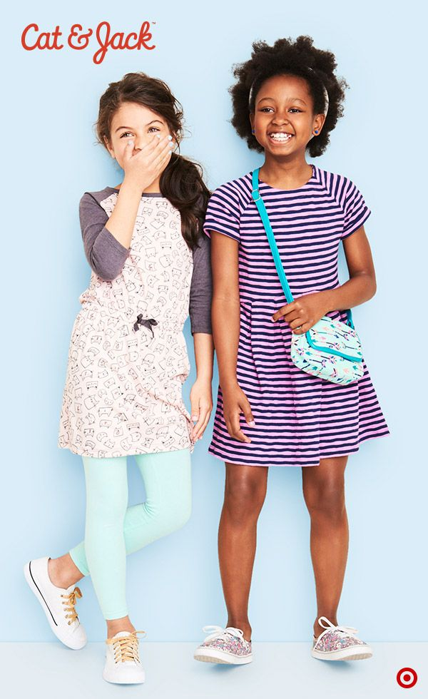 b5348934d Say hello to Cat & Jack, kids' clothing with an imagination of its own.  Only at Target. Sure to make a statement at school, the Cat & Jack clothing  line has ...