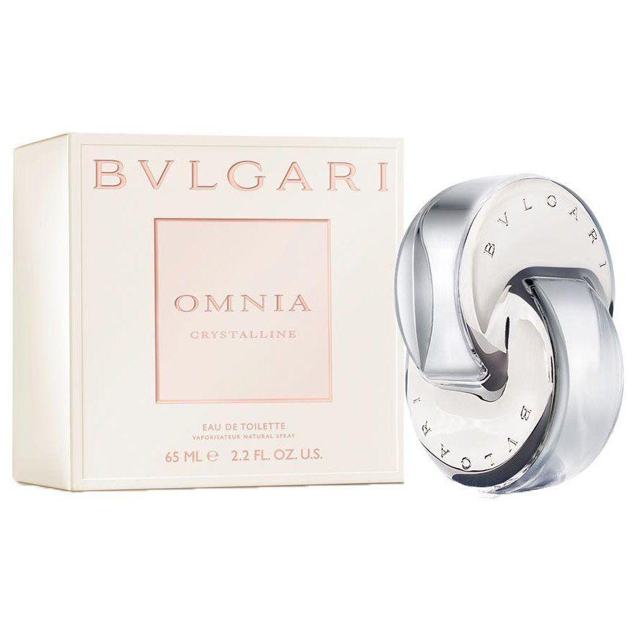 Bvlgari Omnia Crystalline By Bvlgari For Women Bvlgari Omnia Crystalline Perfume Omnia Crystalline
