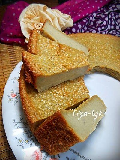 Bingka Pisang 2 Food Recipes Cooking