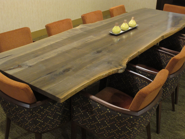 windfall lumber western maple live edge plank in iron and vinegar rh pinterest com