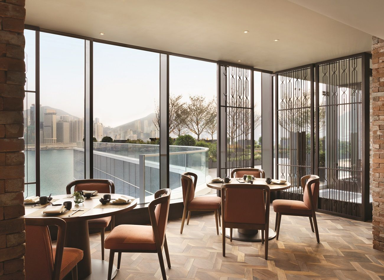 Luxury Hotel in Hong Kong - Kerry Hotel, Hong Kong  Luxury hotel, Hotel, Hong kong hotels