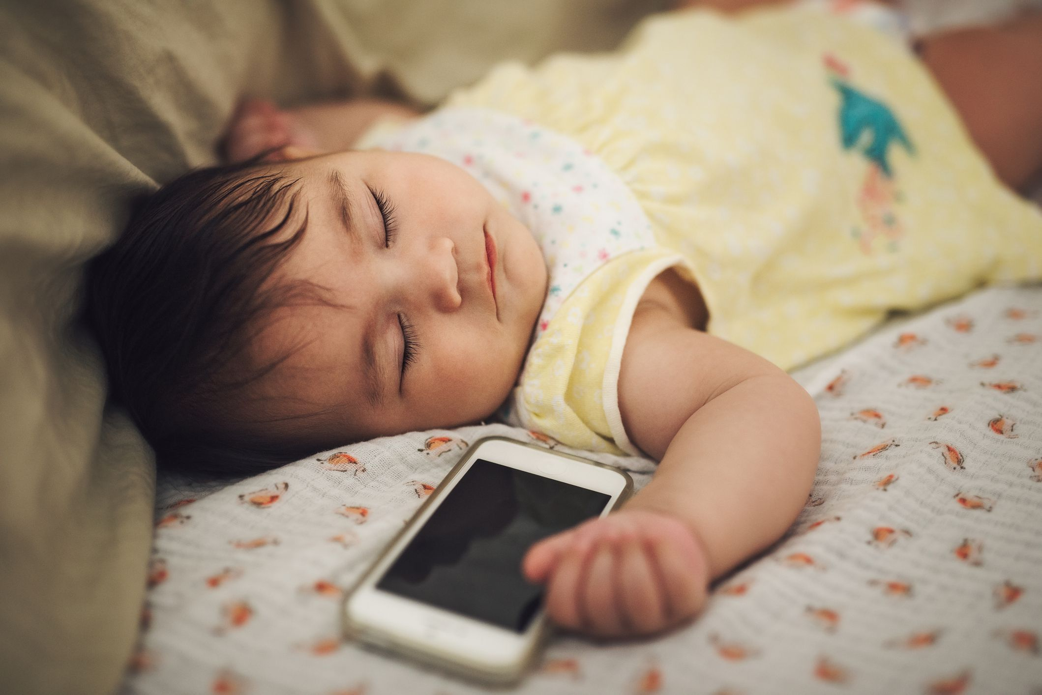 Shush Your Kids to Sleep With The Best White Noise Apps
