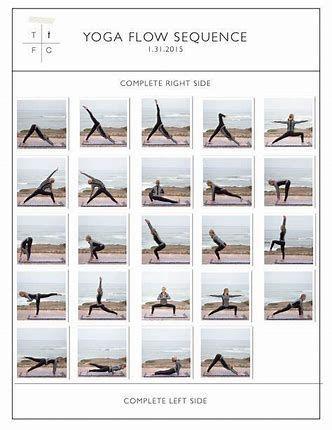 bildergebnis für restorative yoga sequence flow