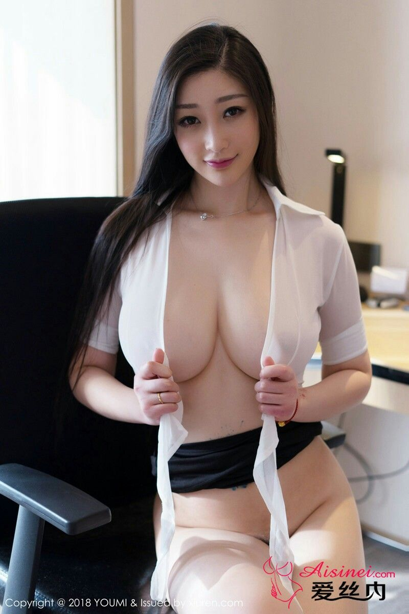 Beautiful chinese boobs