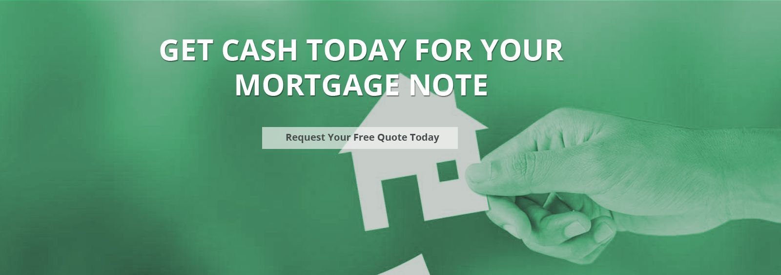 We Are Mortgage Note Buyers  Private Mortgage Loans Residential