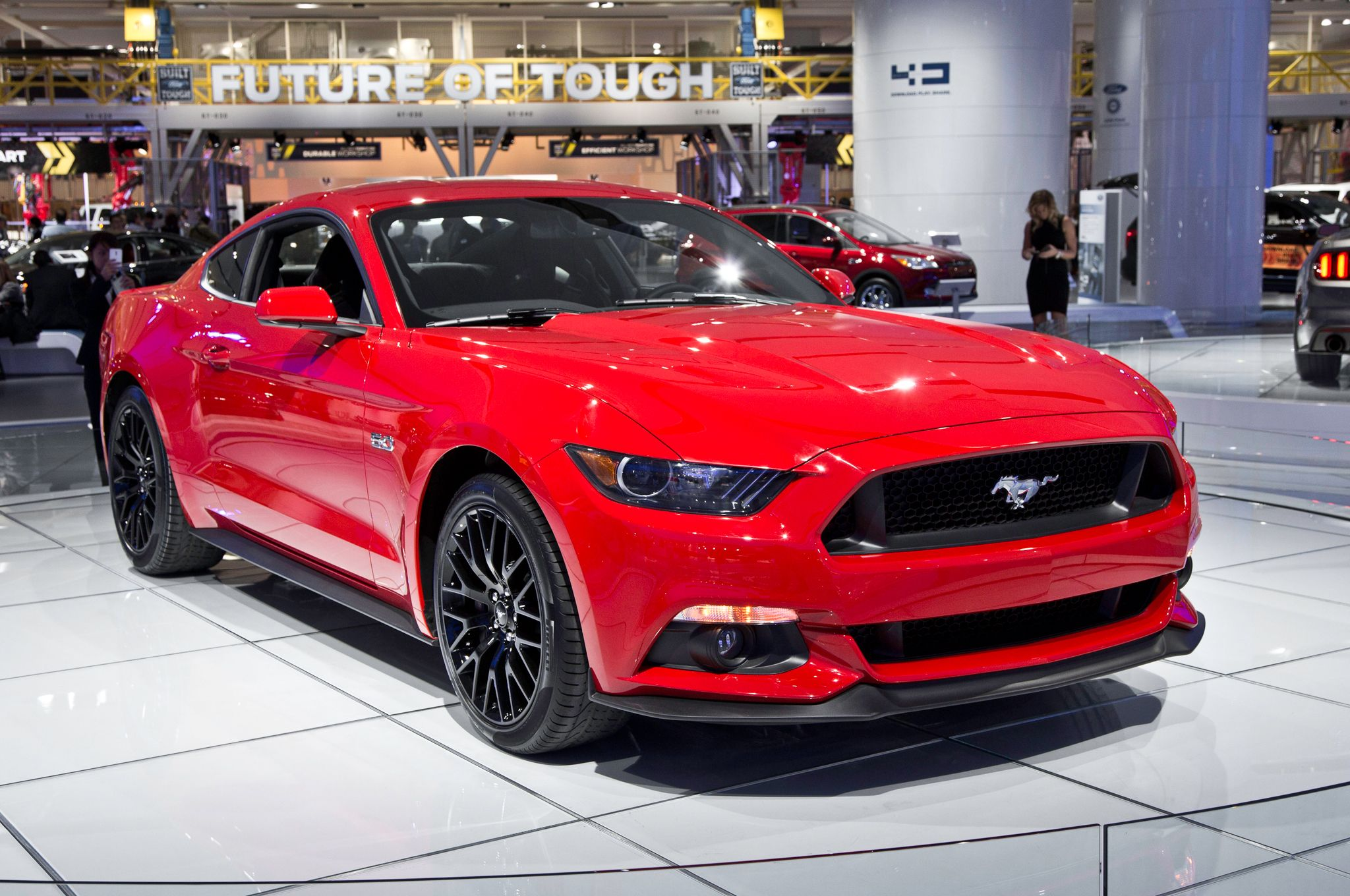 2015 ford mustang gt premium picture wallpaper ford. Black Bedroom Furniture Sets. Home Design Ideas