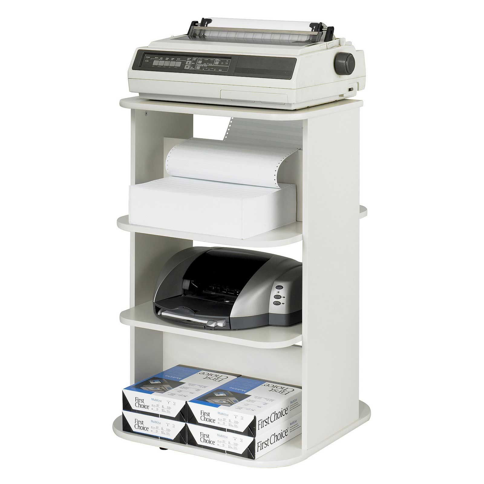 Great Artwork Of Maximize The Use Of Your Office Space With Printer Stand From  Ikea For Comfortable