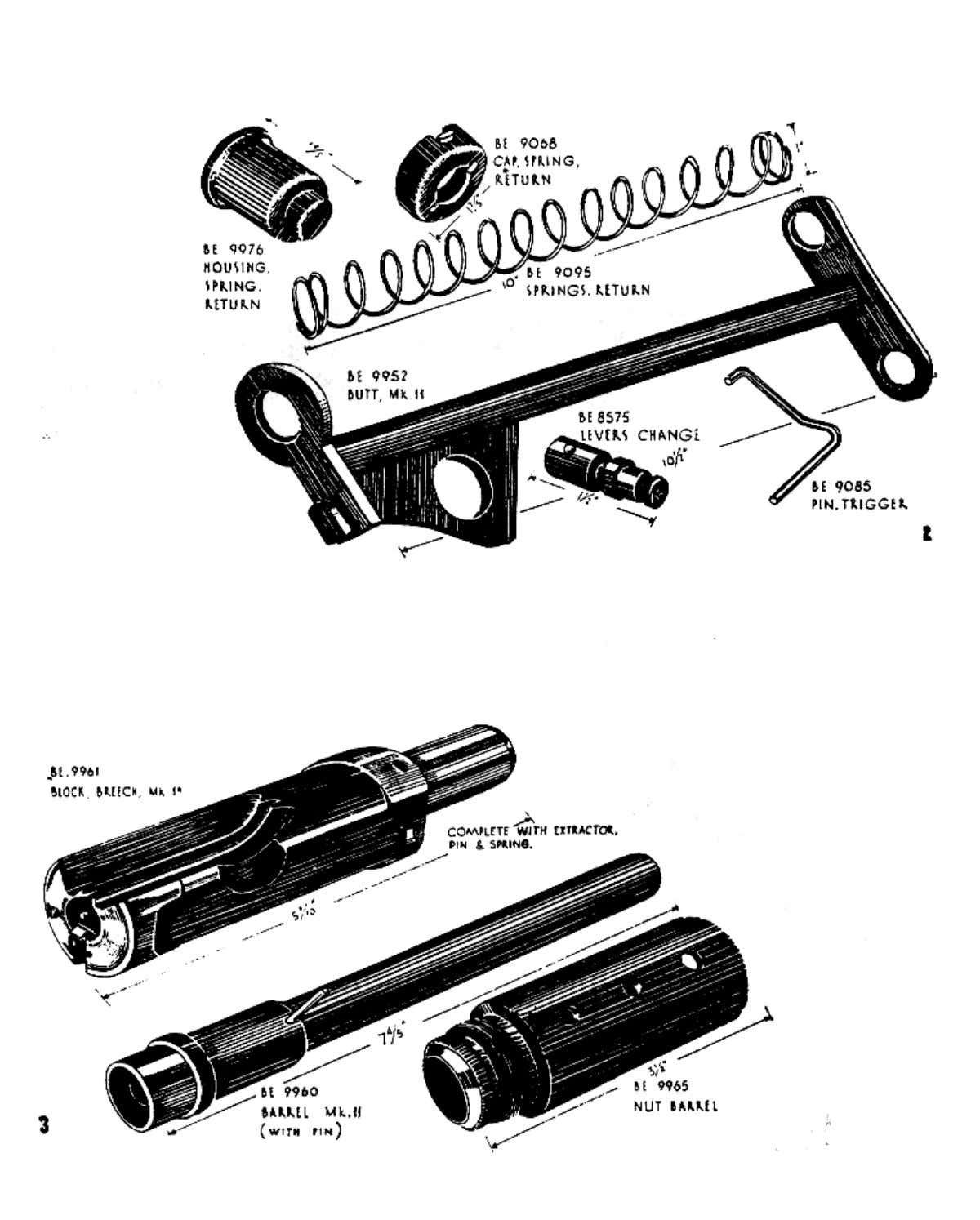 Sten Mk.2 Manual in 2020 (With images) Manual