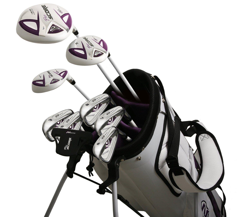 Nextt Womens Golf Pro Score N Elite Complete Club Sets