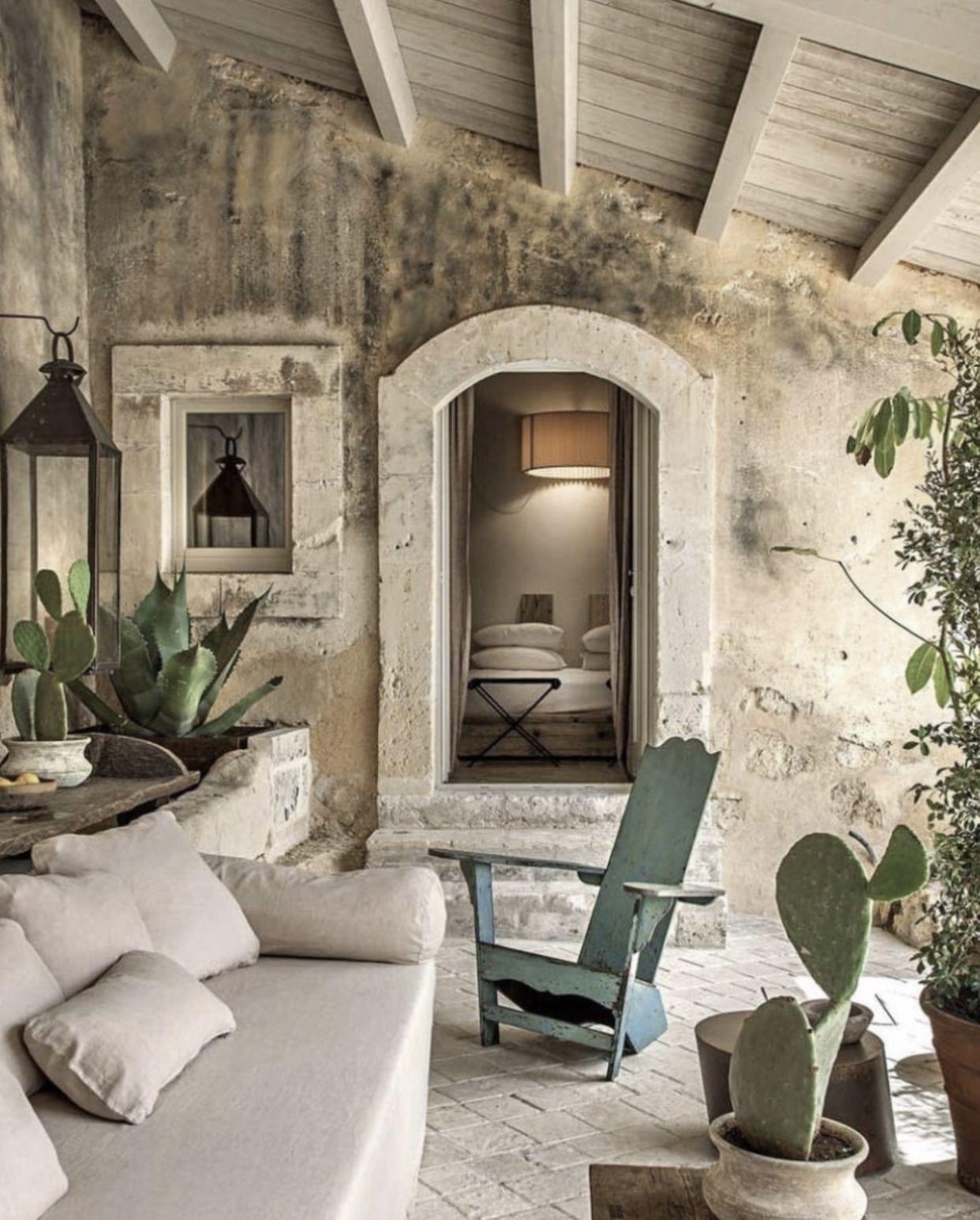Melissehome On Instagram Home Garden Living The Good Life Inspo Interiordesign Plants Gardening Interior Design Rustic Rustic Interiors House Design