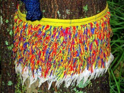 Social Shutter: Graffiti in Knit