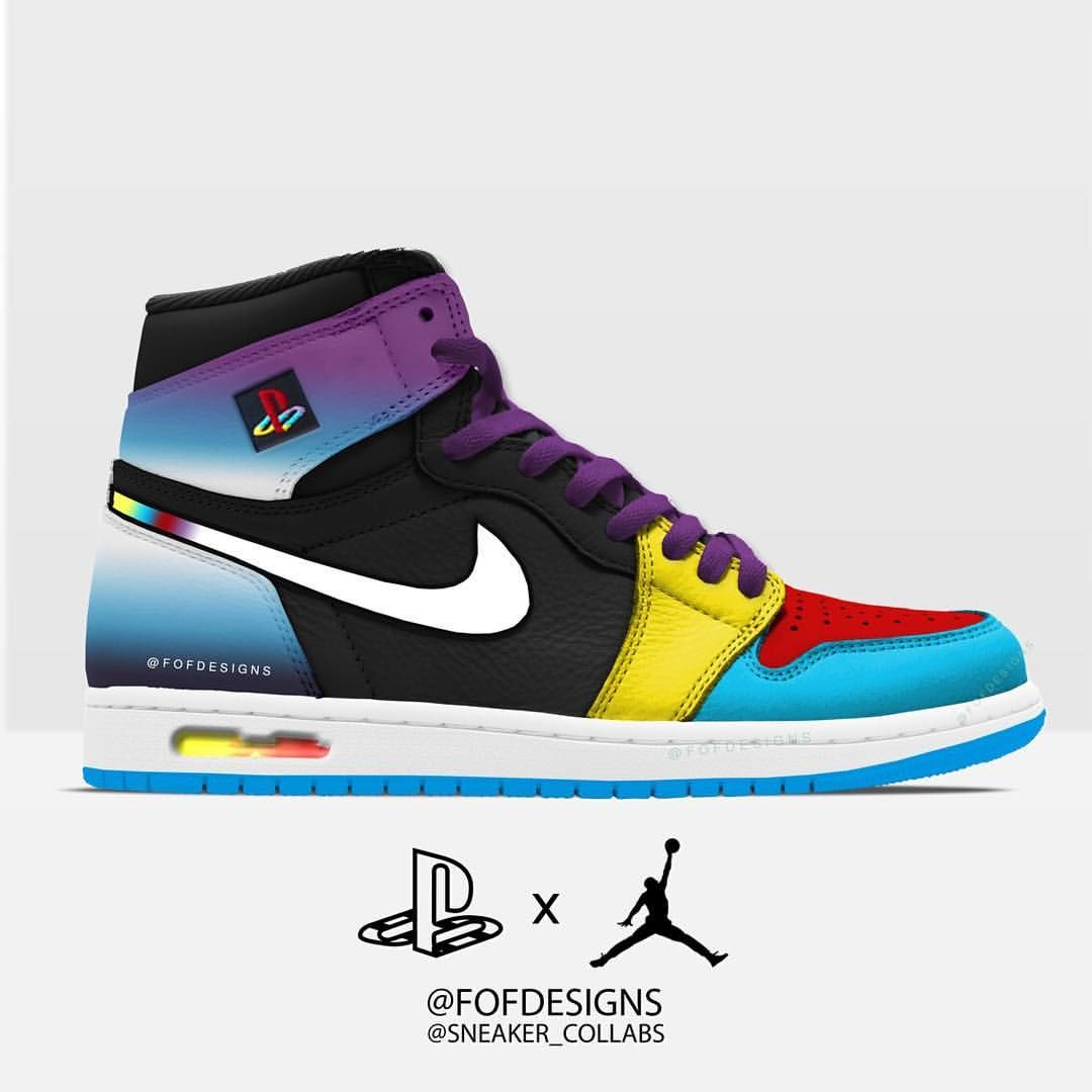 cf90b9c3db4 Are you team Xbox or team PS  COMMENT‼ Nike Air Jordans