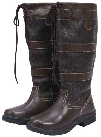 Saxon Ladies Country Boot Chicksaddlery Com Country Boots Leather Country Boots Boots