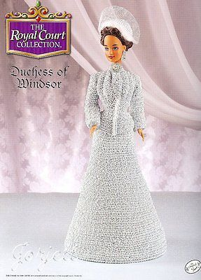 Duchess of Windsor, Royal Court Collection, crochet