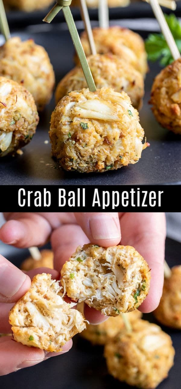 Quick and Easy Crab Balls
