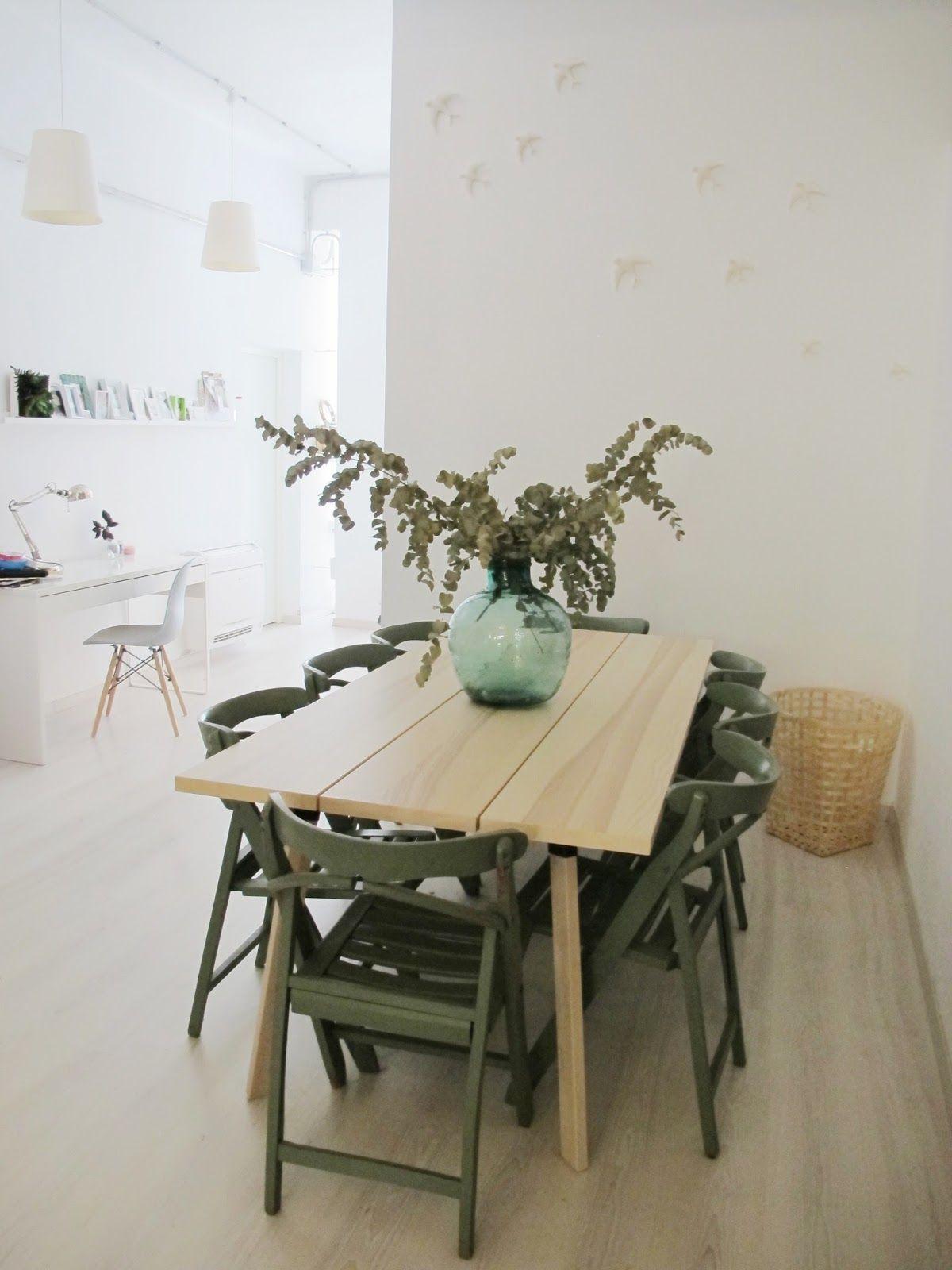 Novedades en casa: el comedor Ypperlig (Ministry of Deco