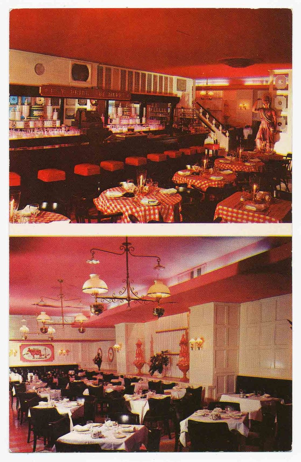Hutton S Steak House Restaurant Lexington Ave And 47th St New York City York Restaurants American Photo Black Panther Party