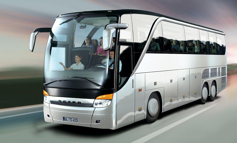 Setra S 415 Rodoviaria, Transporte