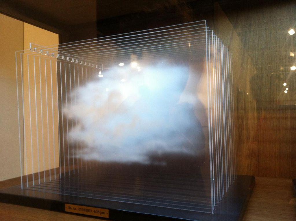 Leandro Erlich Clouds Installation Art Illusion Art Cloud Art