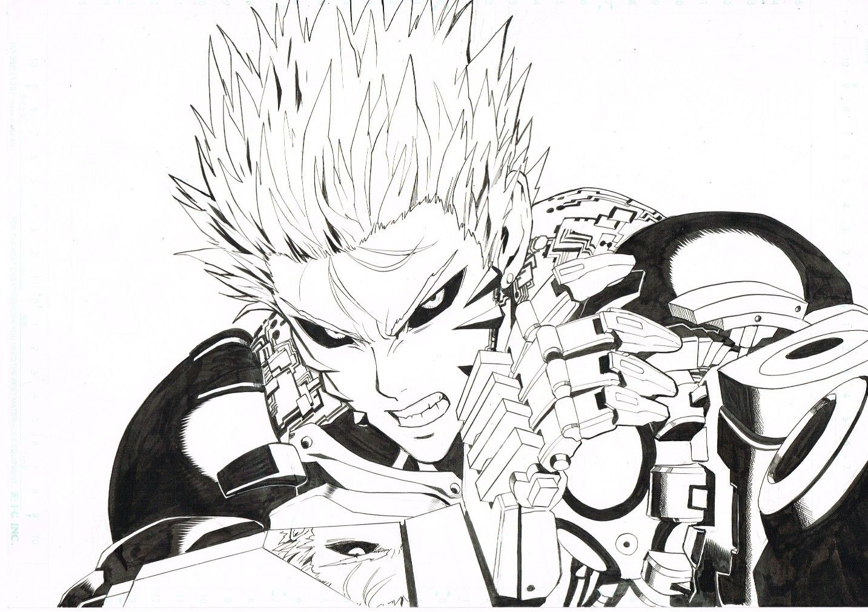 Genos by Yusuke Murata