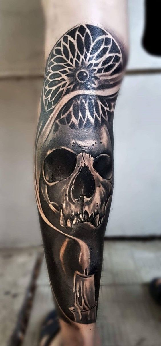 Skull candle tattoo by Silviu. Limited availability at Holy Grail Tattoo Studio -  Skull candle tattoo by Silviu. Limited availability at Holy Grail Tattoo Studio  - #1998tattoo #availability #bestproducts #candle #candletattoo #coolaccessories #coolprojects #grail #Holy #limited #makeupandbeauty #silviu #skull #Studio #tattoo #tattootemporary #tattoostattoo #wishlistproducts