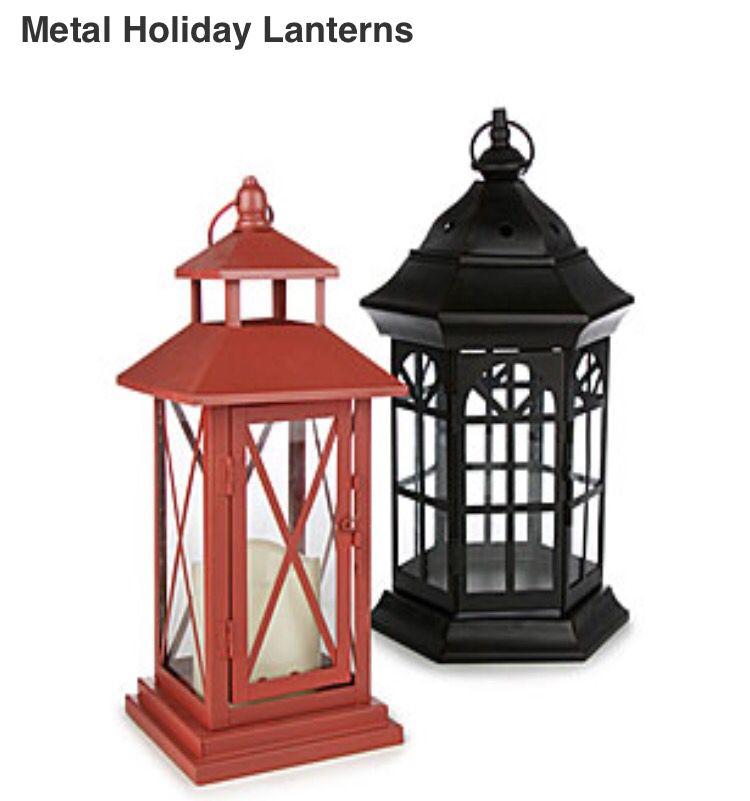 Big lots | Holiday lanterns, Big lots decor, Lanterns