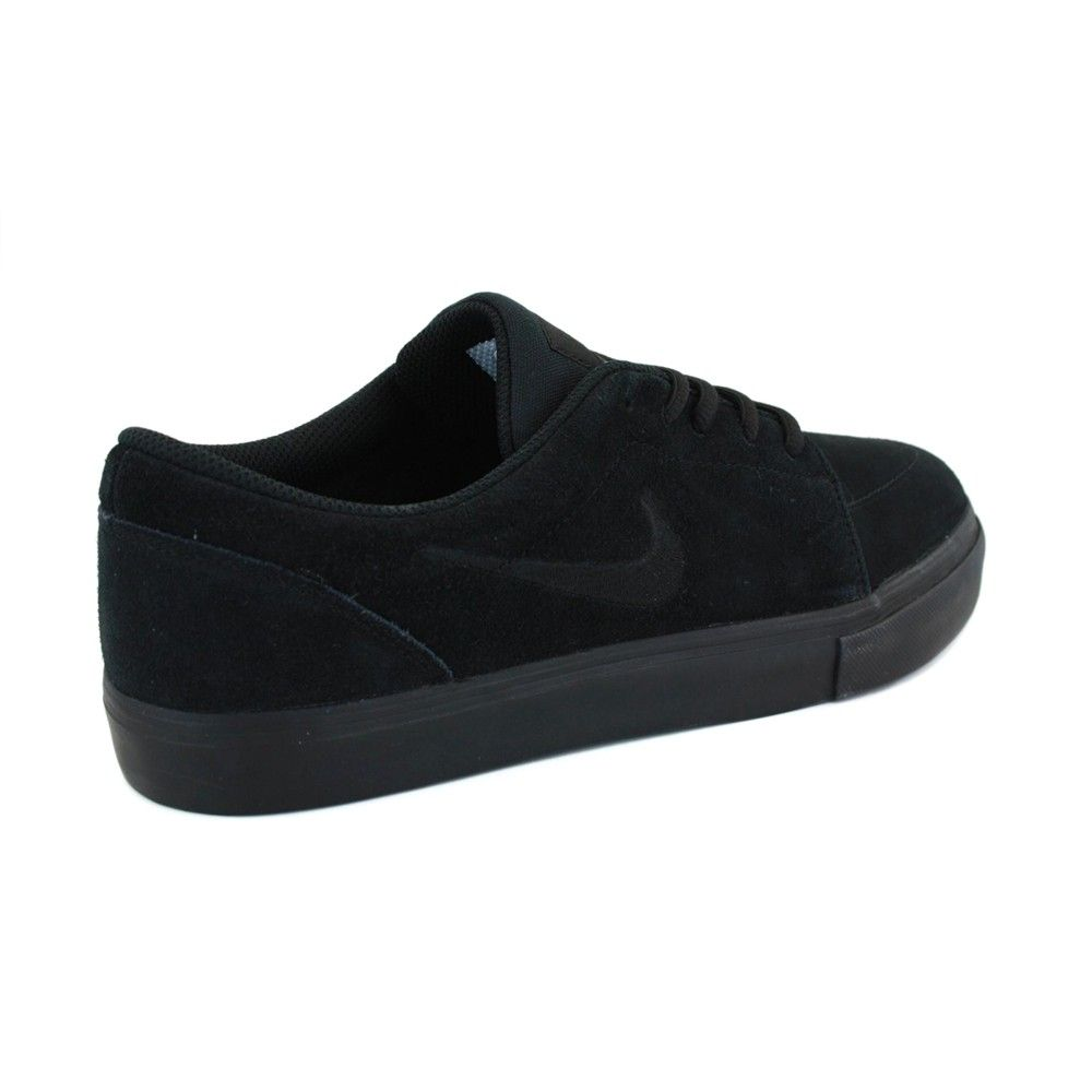 nike mens suede trainers