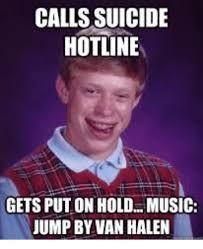 Image Result For Van Halen Birthday Meme Bad Luck Brian Bad Luck Brian Memes Funny Memes