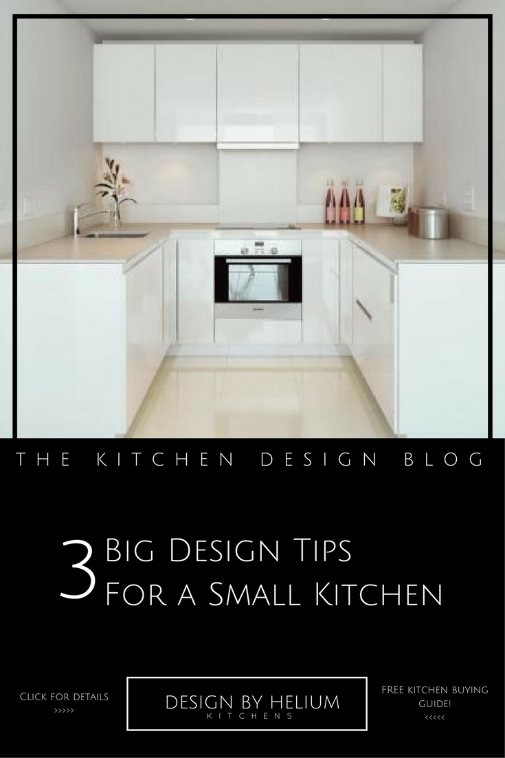 Designhelium  The Kitchen Design Blog Gives You 3 Big Design Inspiration Kitchen Design Blog 2018