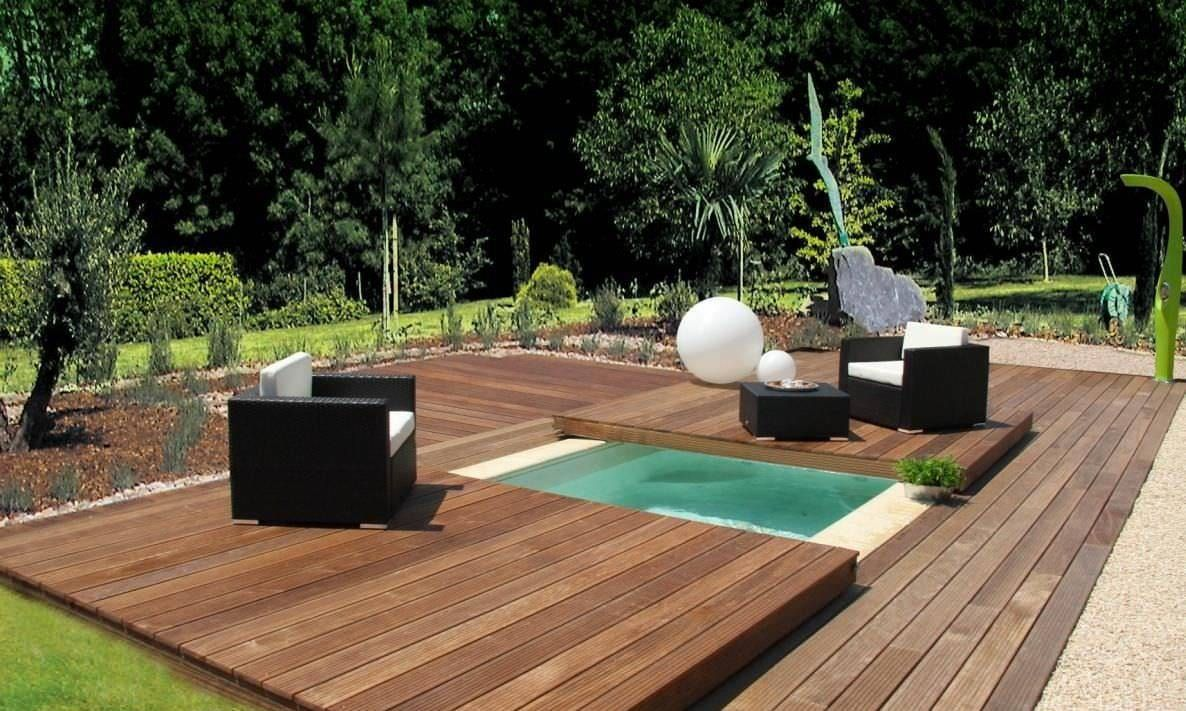 Landscaping And Outdoor Building , Swimming Pool Deck Designs : In ...