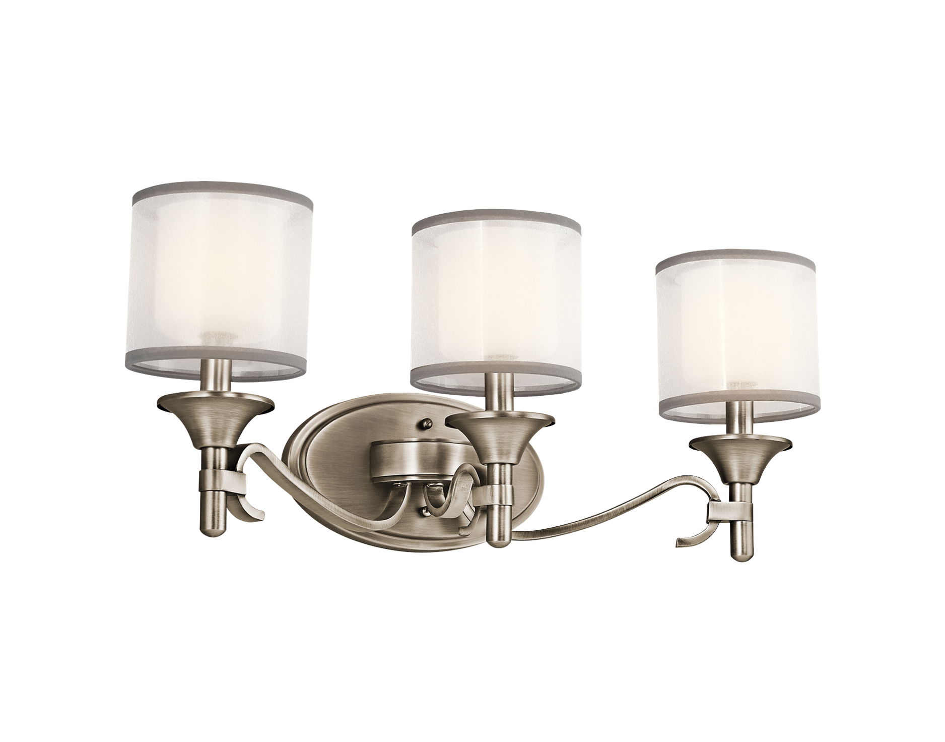 Lacey collection 3 light bath fixture in antique pewter dreamy lacey collection 3 light bath fixture in antique pewter arubaitofo Image collections