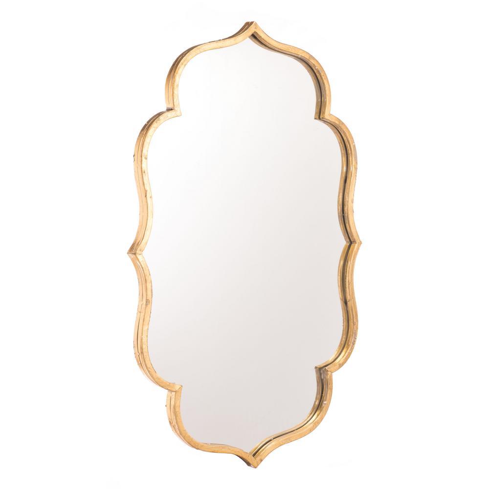 33 5 H Mirror Gold Gold Frame Oval Mirror Large Oval Wall Mirror Vintage Mirror Oval Wall Mirror Distressed Gold Leaf Wall Hanging Gold Framed Mirror Oval Wall Mirror Gold Frame