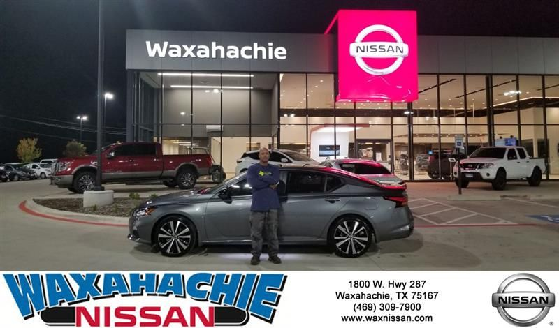 Congratulations Anthony On Your Nissan Altima From Rubel Harmon At Waxahachie Nissan Waxahachienissan Waxahachie Nissan Altima