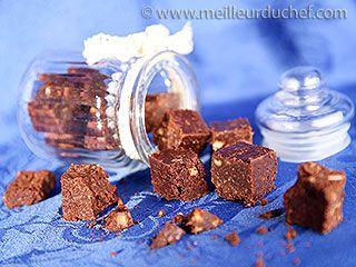 Crottes en chocolat