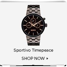 Mimco Sportivo Timepeace - LOVE!