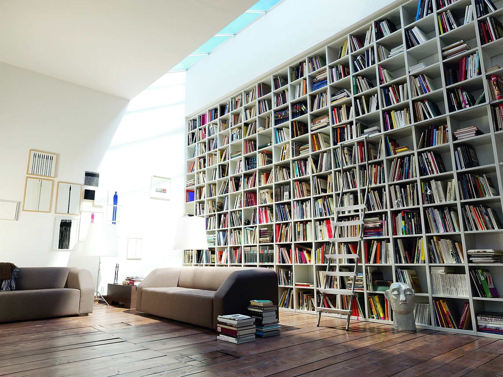 Beautiful 8 Images Amazing Home Libraries | Interior Design ...